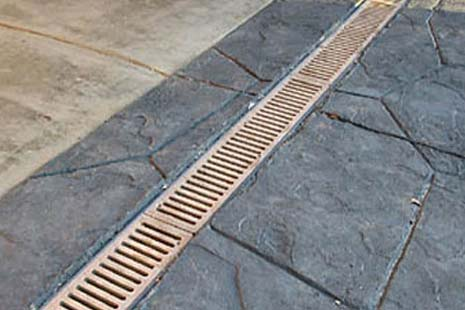 Gutter drain services guttering drainage unblocking for Ground drain